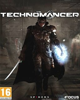 The Technomancer (DIGITAL)