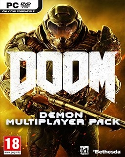 Doom 4 Demon Multiplayer Pack (DIGITAL)