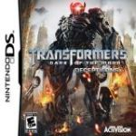 Transformers: Dark of the Moon - Decepticons (NDS)