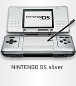 Nintendo DS Silver (NDS)