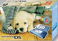 Nintendo DS Blue Nintendogs Labrador Pak (NDS)