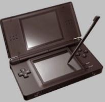 Nintendo DS Lite Black (NDS)