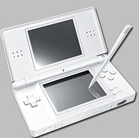 Nintendo DS Lite White (NDS)