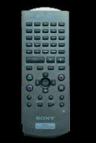 DVD Remote Control (PS2)