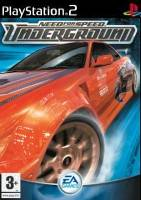 Need for Speed: Underground (PS2)