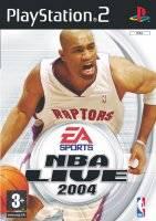 NBA Live 2004 (PS2)