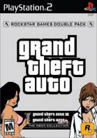 Grand Theft Auto Double Pack (PS2)