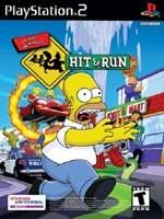 The Simpsons Hit and Run (PS2)
