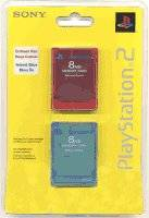 Sony Memory Card 8 MB Twin Pack (PS2)