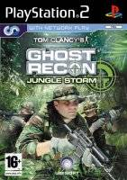 Ghost Recon: Jungle Storm (PS2)