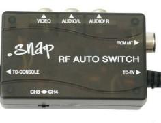 RF TV-Adaptér (PS2)