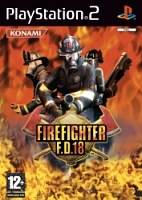 Firefighter F.D. 18 (PS2)