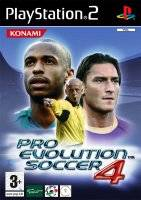 Pro Evolution Soccer 4 (PS2)