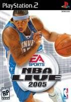 NBA Live 2005 (PS2)