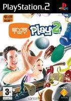 Eye Toy: Play 2 + kamera (PS2)