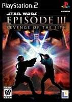 Star Wars: Episode III Revenge of the Sith (PS2)