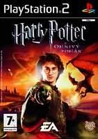 Harry Potter a Ohnivý pohár (PS2)