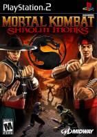 Mortal Kombat: Shaolin Monks (PS2)