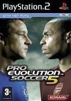 Pro Evolution Soccer 5 (PS2)