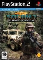 SOCOM 3: U.S. Navy SEALs  + headset (PS2)