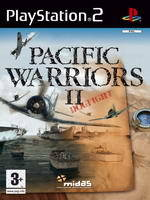 Pacific Warriors 2: Dogfight (PS2)