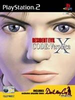 Resident Evil: Codename Veronika X (PS2)