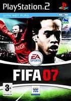 FIFA 07 (PS2)