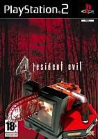 Resident Evil 4 + Controller (PS2)