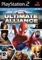 Marvel: Ultimate Alliance (PS2)