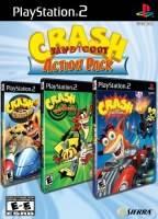 Crash Action Pack (PS2)