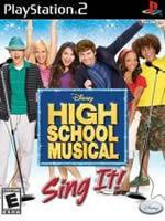 High School Musical + mikrofony (PS2)