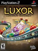 Luxor: Pharaohs Challenge (PS2)