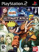 Naruto Ultimate Ninja 2 (PS2)