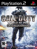 Call of Duty 5: World at War (PS2)
