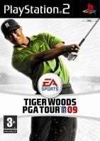 Tiger Woods PGA Tour 09 (PS2)