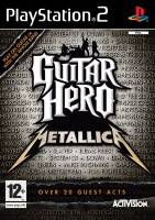 Guitar Hero: Metallica (PS2)