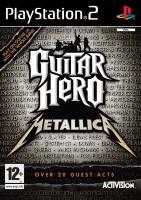 Guitar Hero: Metallica + kytara (PS2)