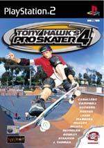 Tony Hawk Pro Skater 4 (PS2)