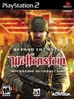 Return to Castle Wolfenstein (PS2)