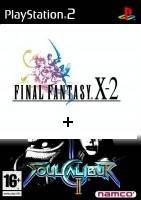 Final Fantasy X-2 + Soul Calibur II (PS2)