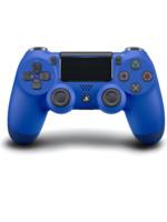 DualShock 4 ovladač - Modrý V2