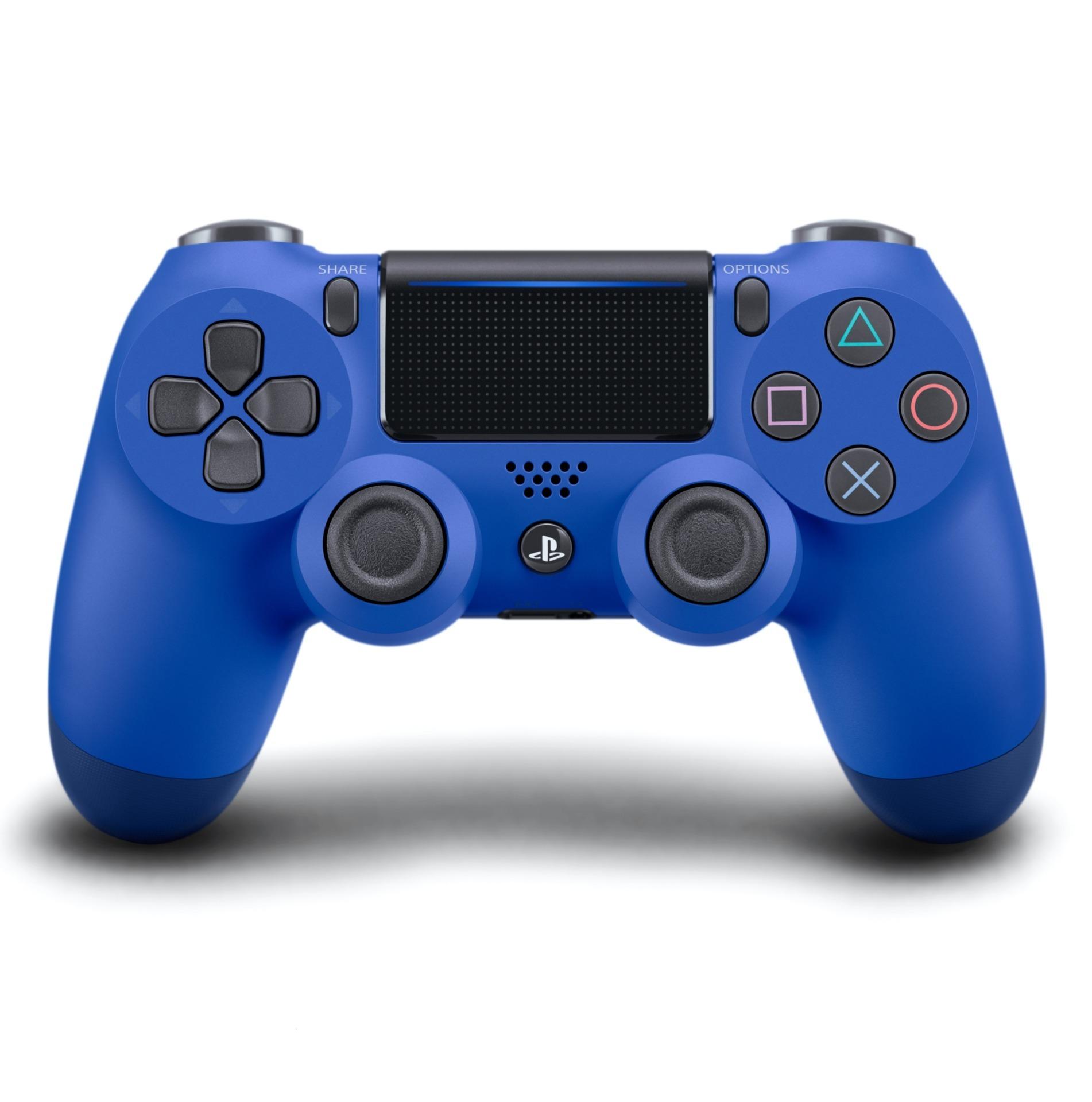 DualShock 4 ovladač - Modrý V2 (PS4)