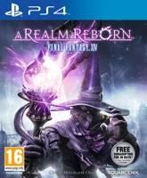 Final Fantasy XIV: A Realm Reborn (PS4)