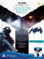 Killzone: Shadow Fall Season Pass (PS4)