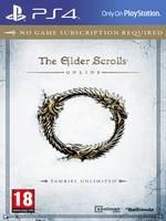 Koupit The Elder Scrolls Online (PS4)