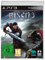 Koupit Risen 3: Titan Lords - First Edition (PS3)