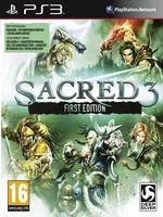 Koupit Sacred 3 - First Edition (PS3) + Steelbook