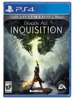 Dragon Age 3: Inquisition - Deluxe Edition (PS4)