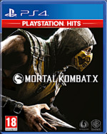Mortal Kombat X (PS4) + DLC bonus