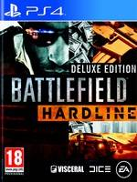 Battlefield: Hardline - Deluxe Edition (PS4) + Tričko s motivem hry